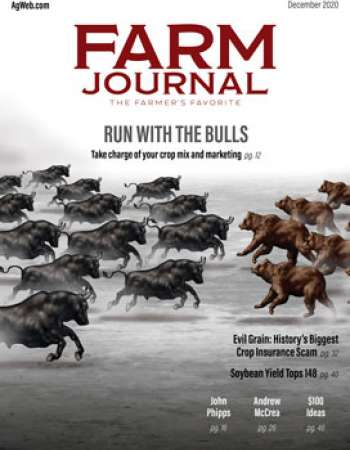 Farm Journal December 2020 cover