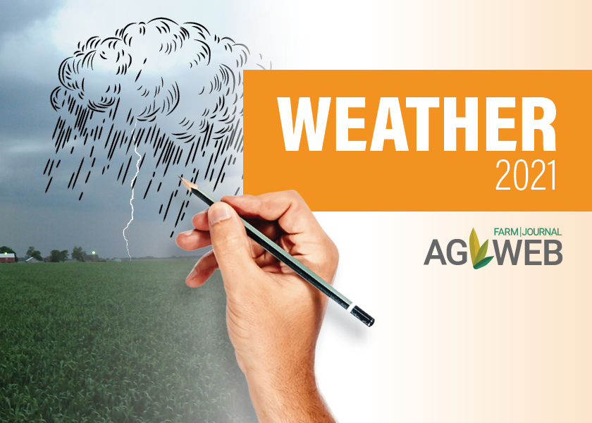 2021 Weather Outlook: Is 2021 Shaping Up to Match Drought of 2012?