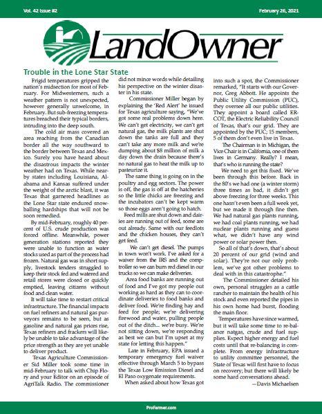 LandOwner - February 2021