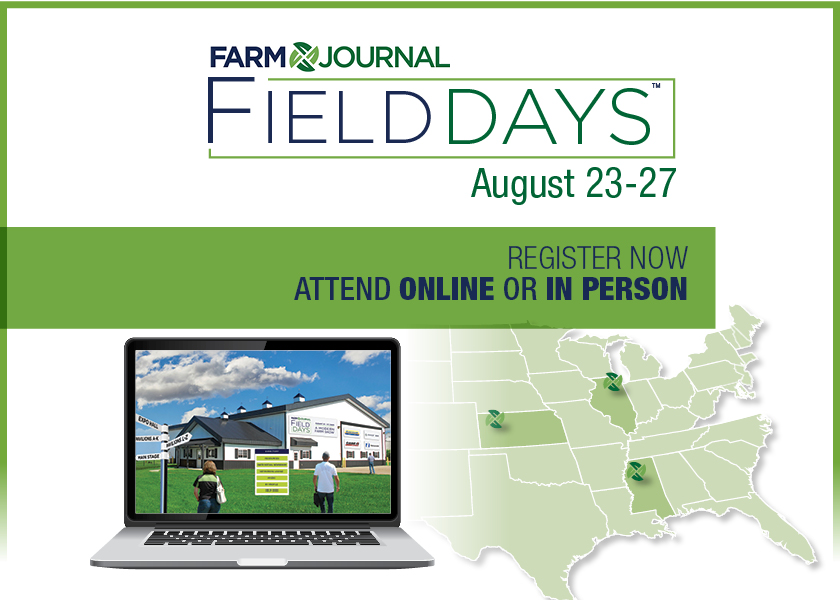 Why Should You Attend the 2021 Farm Journal Field Days ...