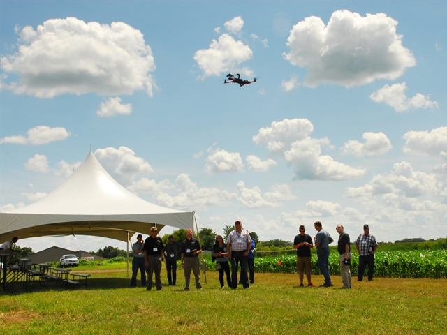 FAA Approves Drones for ADM Crop Risk Services, Other Firms - AgWeb