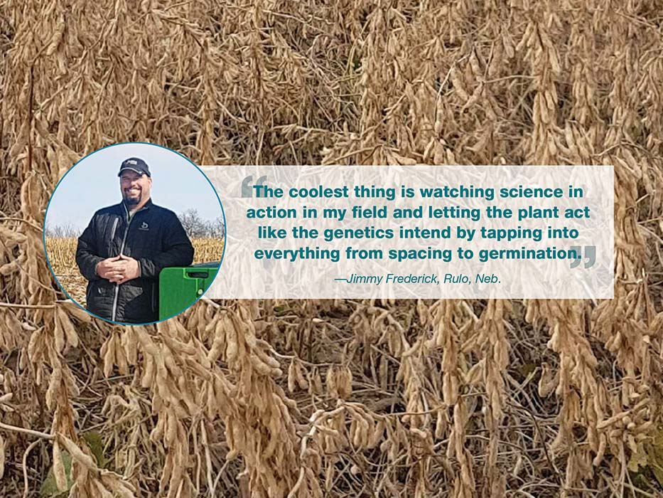 Science Helps Soybean Yields Soar - AgWeb