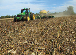 High-Yield Wheat: No-Till Can Boost Yields - AgWeb