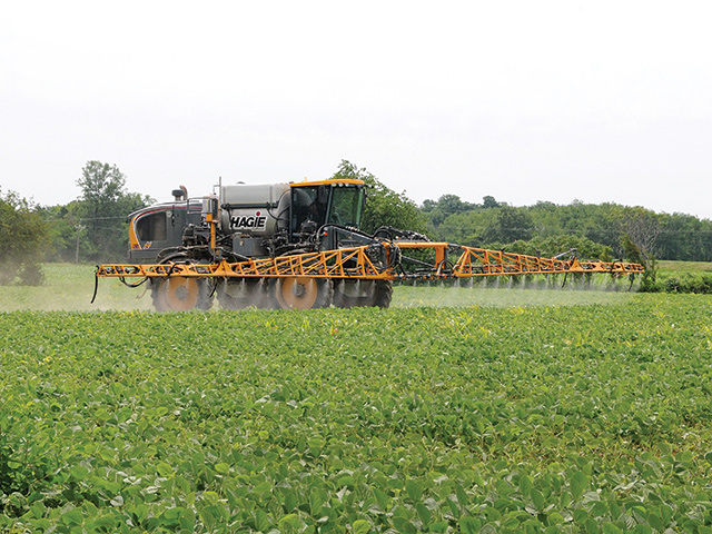 Don't Let Herbicides Burn Your Cover - AgWeb