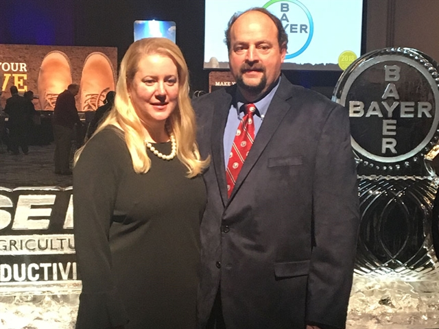North Carolina Farmers Named 2018 Top Producer Of The Year