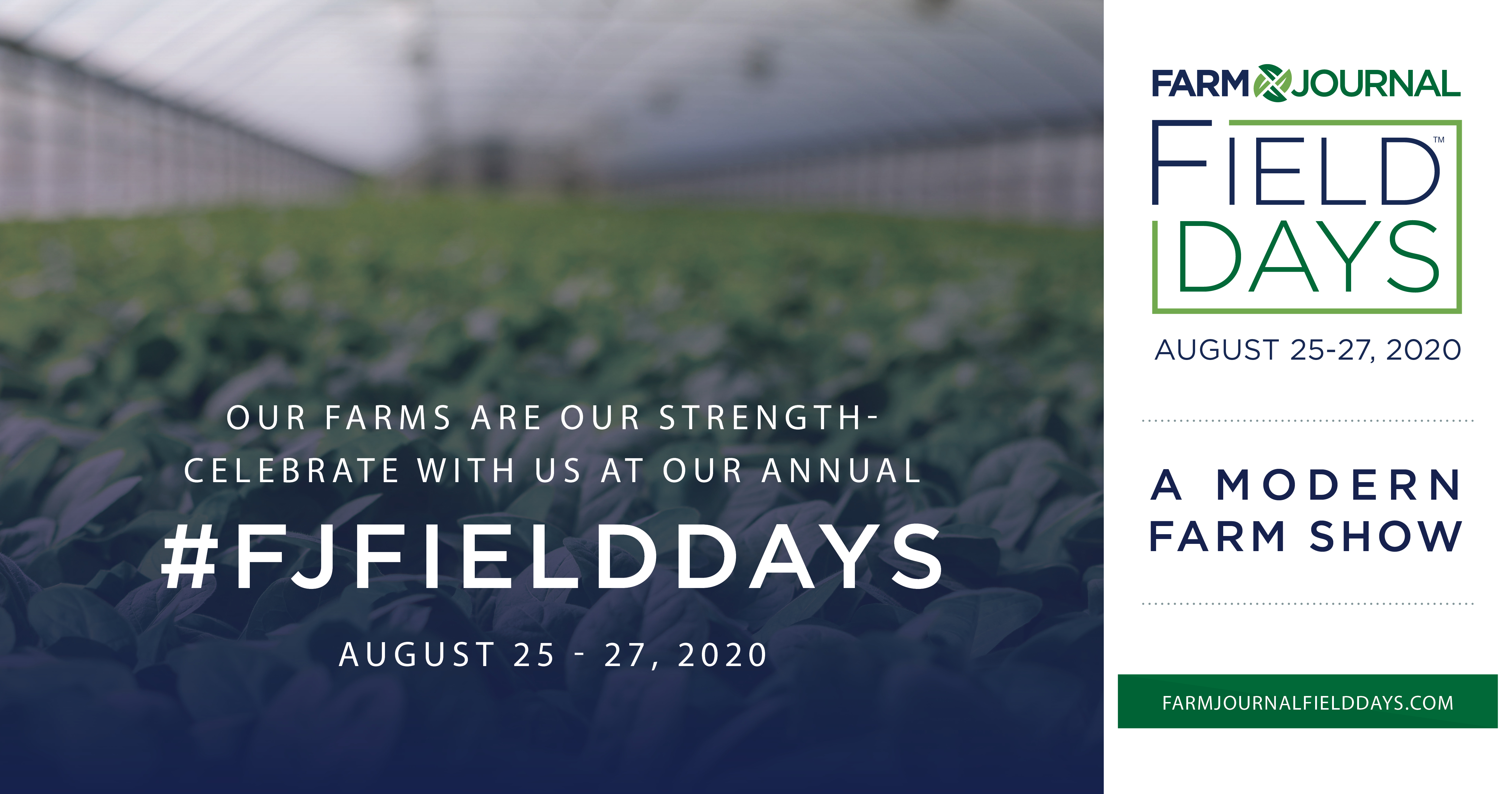 Farm Journal Field Days