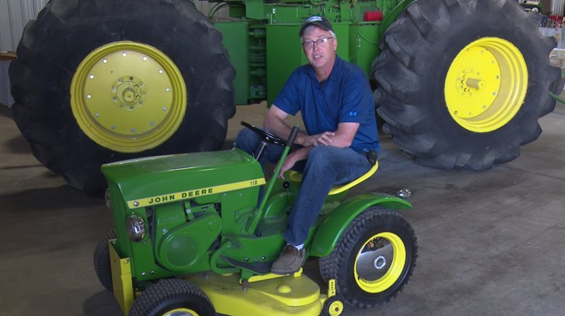 Rare Garden Tractors Sold At Auction