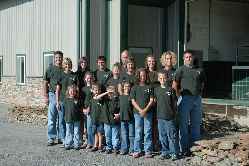 Meet The Barleys Farm Family Of The Week Agweb