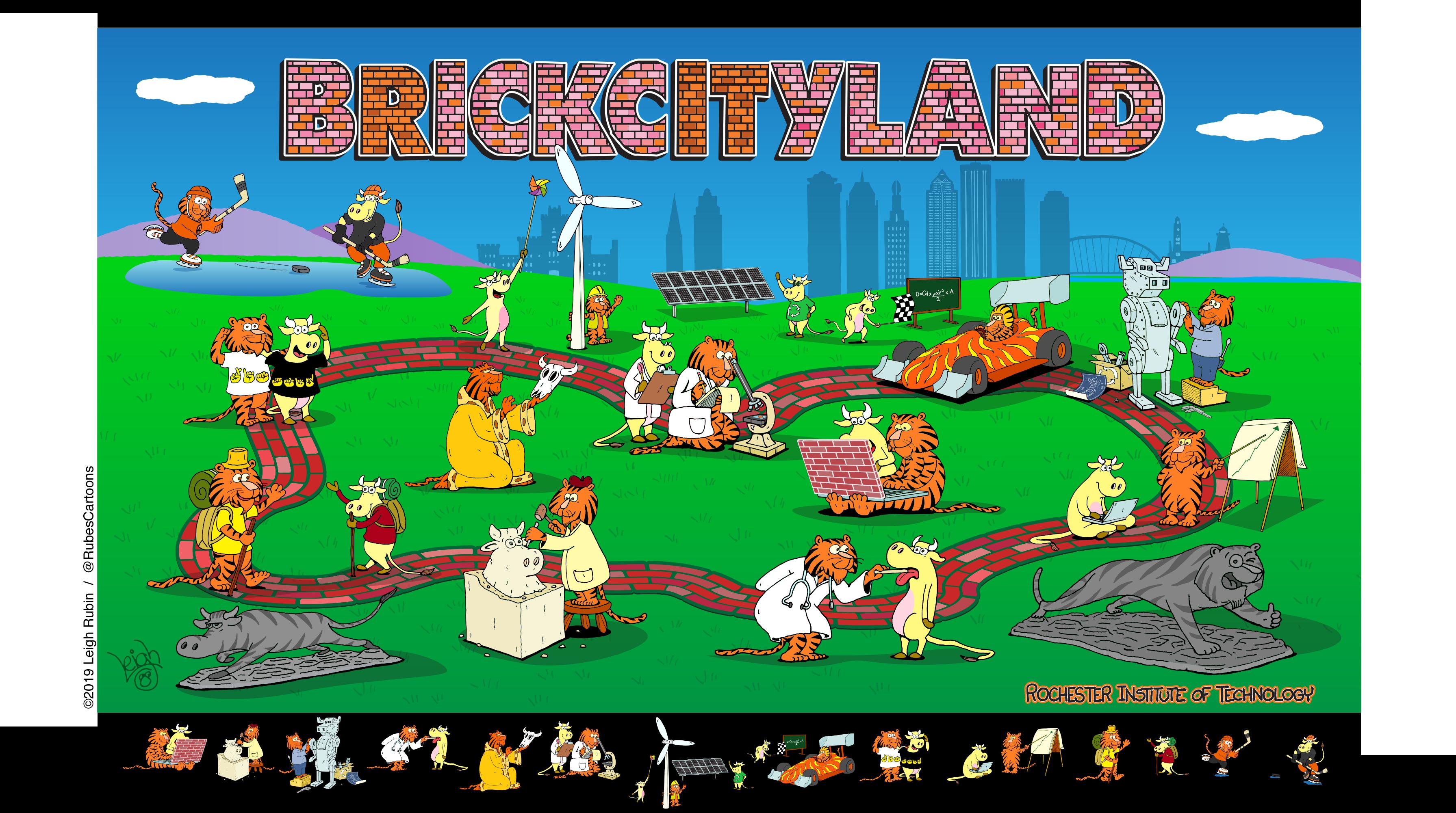 BrickCityLand