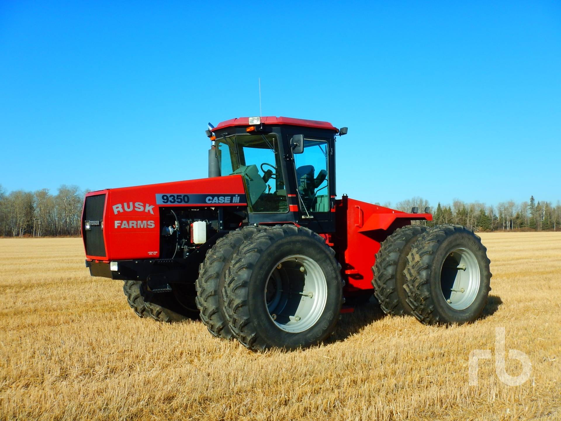 CaseIH 9350 4WD Tractor