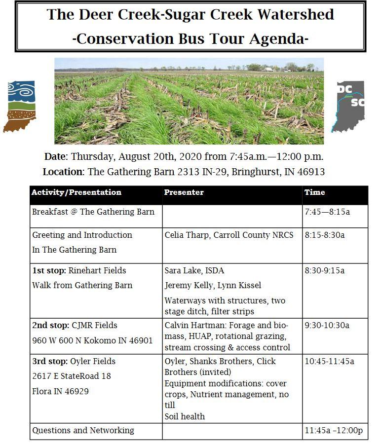 Conservation Bus Tour