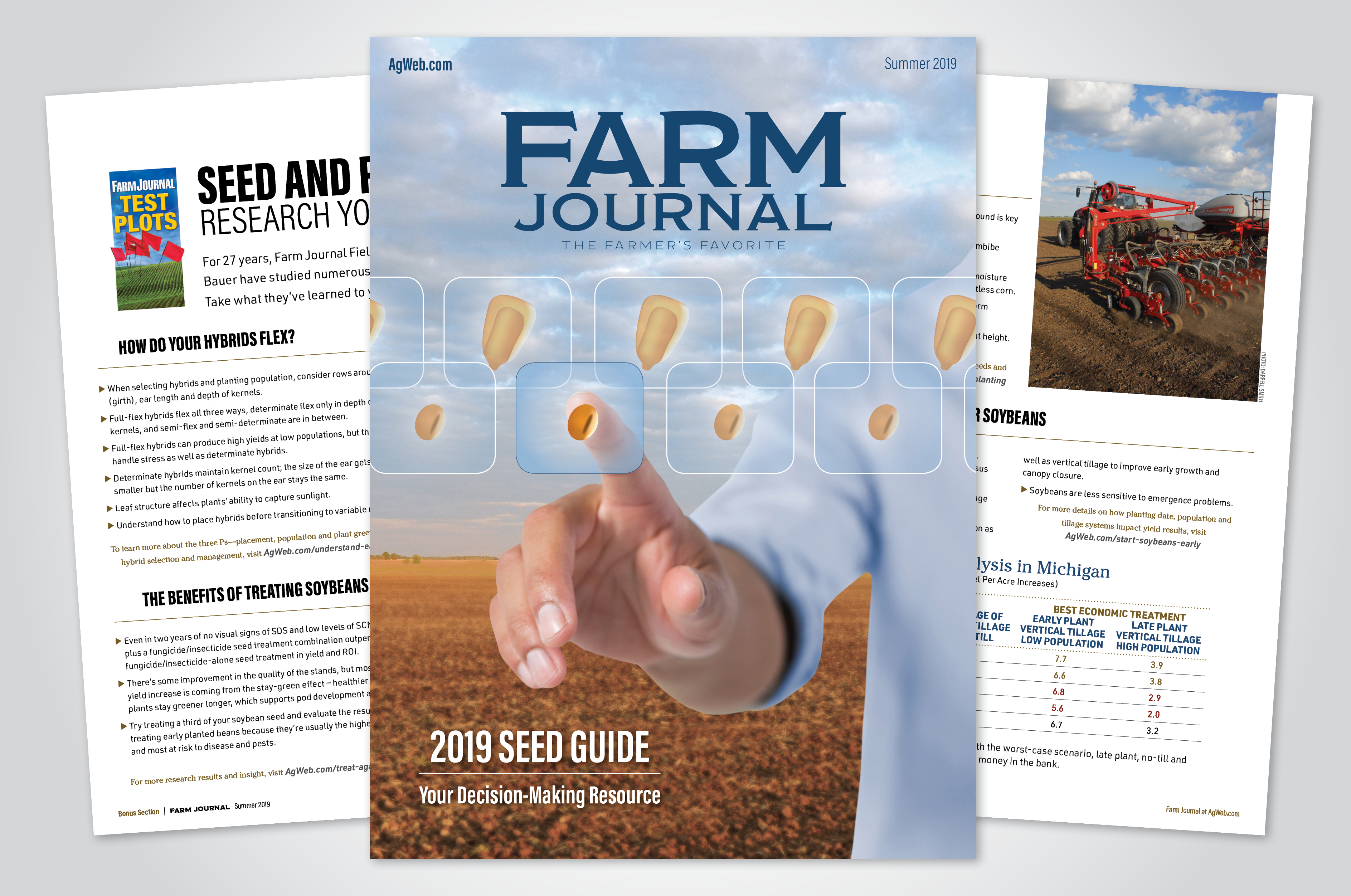 2019 Seed Guide