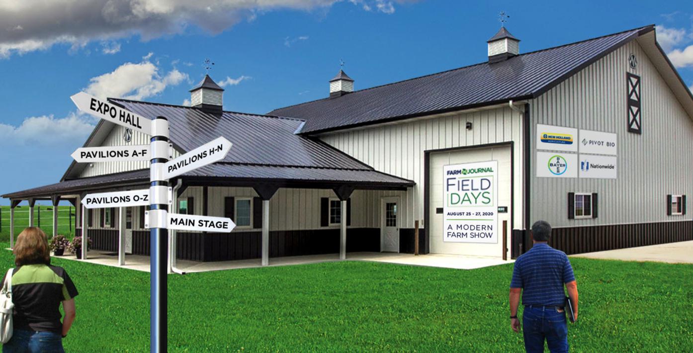 Field Days Lobby