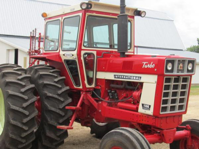 IHC1566 MN Gehling 450hours