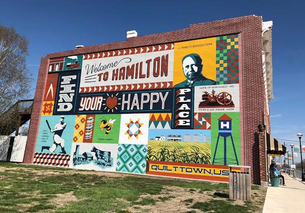 Hamilton, Missouri