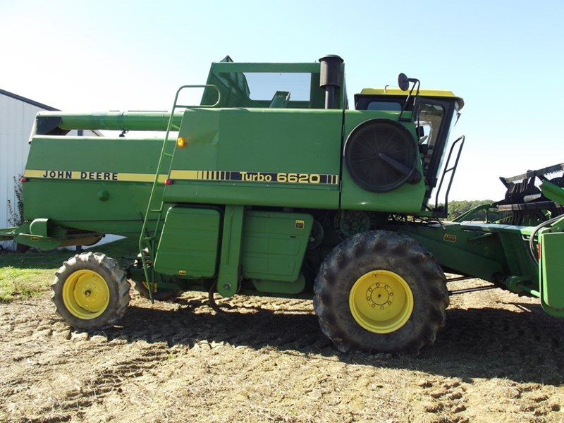JD6620 OH  27K
