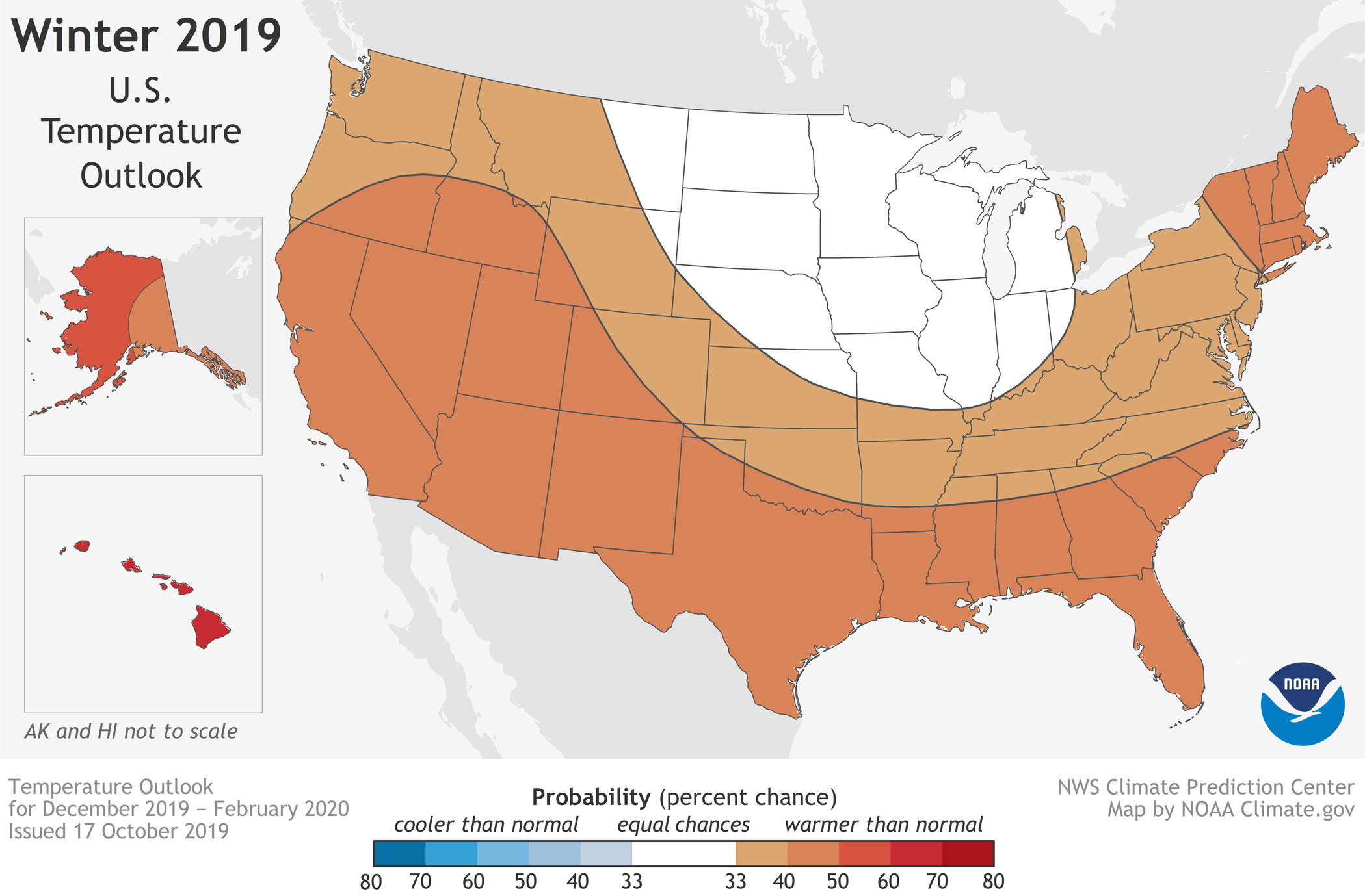 NoAA Winter Weather Outlook