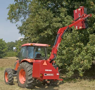 Bush Hog Introduces Five New Machines At Louisville Agweb