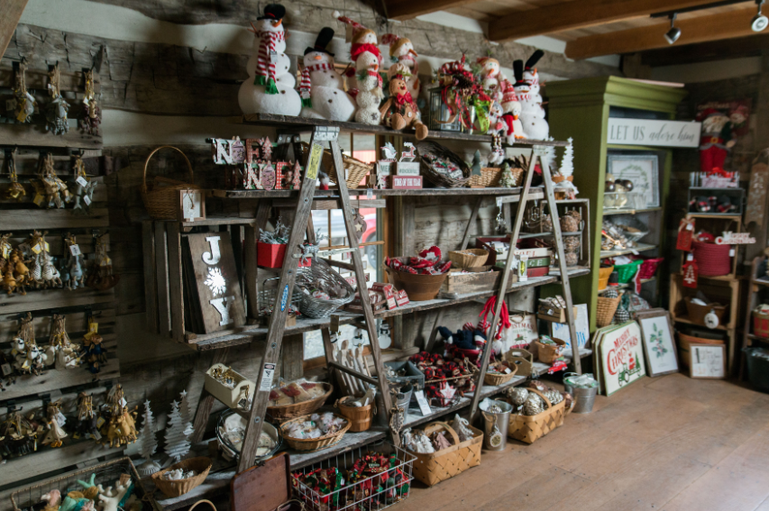 Gift Shop, Gronde Photography