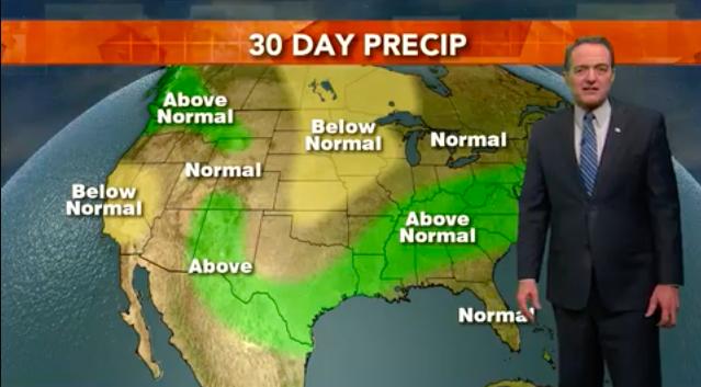 30 day forecast