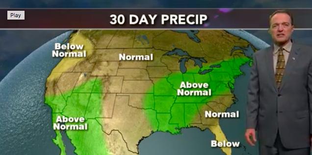 march 16 moisture map