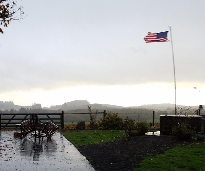 Wind-Flag-Storm