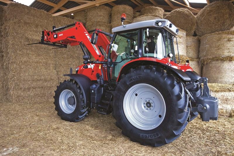Massey Ferguson 6600 Series Tractor loader 300dpi 07252013