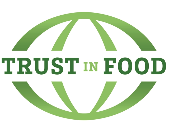 Trust In Food Logo