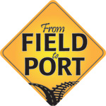 field to port logo