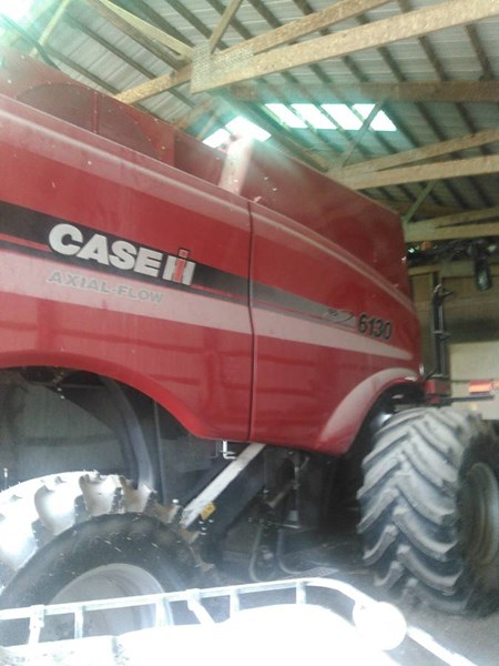Brand New 2013 CaseIH 6130 Combine For Sale in Iowa