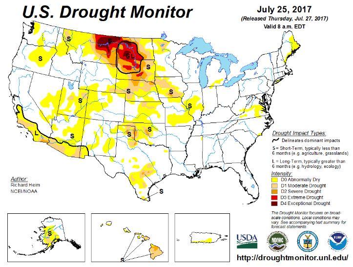 DroughtMonitor7-27-17
