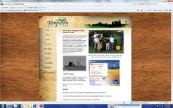 Templetonff homepage