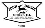 JohnDeere Logo 1936