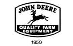 JohnDeere Logo 1950