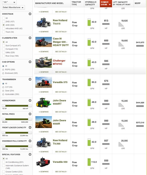 TractorSearchresults