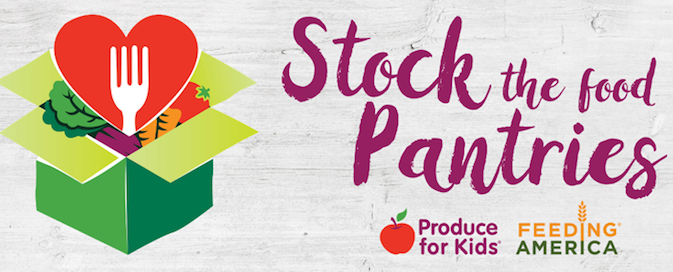 produce for kids stock the pantries logo