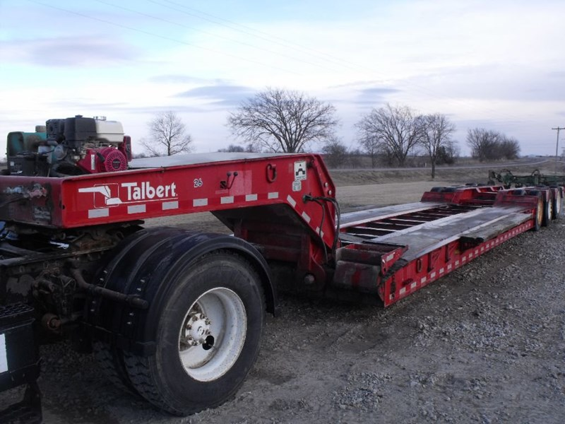 Talbert50Tontrailer MO  38500