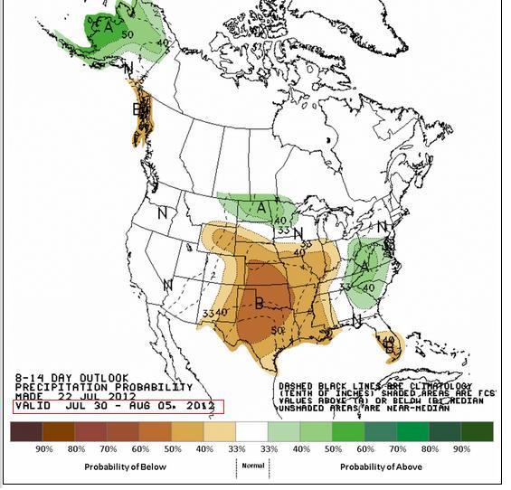 6 10 day rainfall outlook