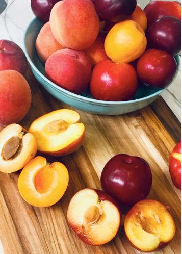 Farm Star Living apricots