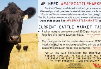 Grassroots campaign urges ranchers to join Twitter.
