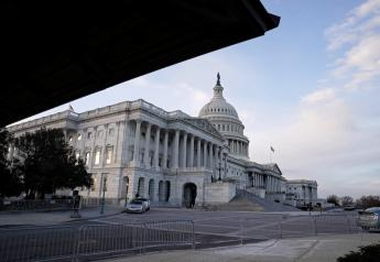 The view of the Nations Capitol as the Democrats and Republicans continue moving forward on the agreement of a coronavirus disease (COVID-19) aid package in Washington, D.C., U.S. December 21, 2020. REUTERS/Ken Cedeno