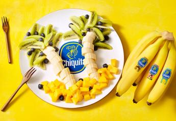 Chiquita's new sticker series highlights reimagined works of art.