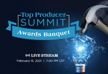 This year, you'll have a front row seat to watch the Top Producer Awards banquet LIVE!
