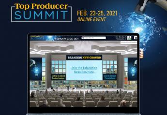 The Top Producer Summit online event kicked off Feb. 23, and the fun continues through Feb. 25.