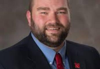 Brian Vander Ley, DVM, PhD, at the University of Nebraska's Great Plains Veterinary Education Center, co-led the research team with Michael Heaton, PhD., a research microbiologist at USMARC.