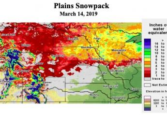 Snowpack could lead to more devastating floodwaters for downstream residents and businesses.