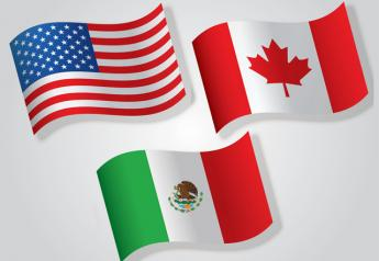 Mexico becomes the first country to approve the U.S.-Mexico-Canada Free Trade Agreement.
