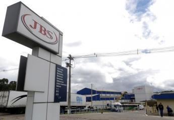 JBS in Brazil