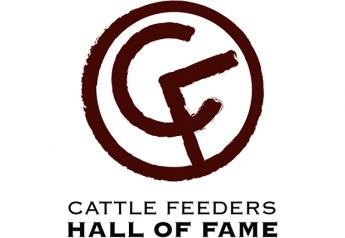 Cattle Feeders Hall of Fame banquet Feb. 4, 2020.