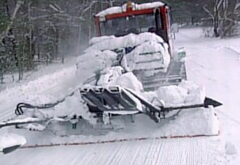 Snow grooming vital part of Olympics